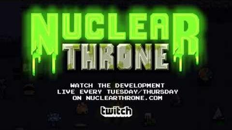 Pre-E3 Nuclear Throne Trailer