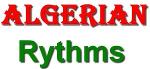 Algerian rythms first design