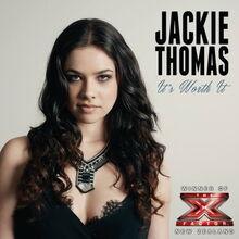 Jackie Thomas -It's Worth It-