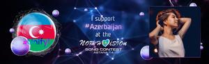 NVSC 14 Azerbaijan Banner