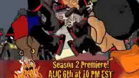 Nutshack 2nd Season Promo