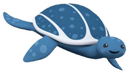 File:Sandy The Leatherback Sea Turtle.png