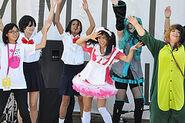 Aoikatori parties cosplay masquerade jpop summit 2012