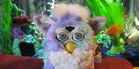 Furby 1998-Tie Dye