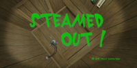 Steamed Out!
