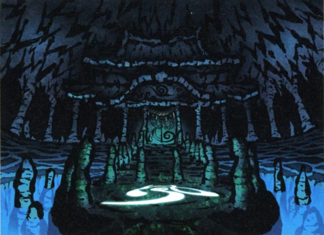 Okami Waka Gale Shrine | Okami Wi...