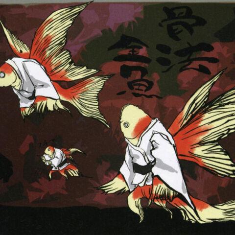 Dead Fish artwork.