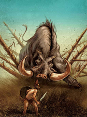 Kalydonian Boar