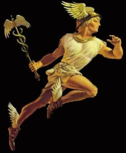 Image result for Caduceus with hermes