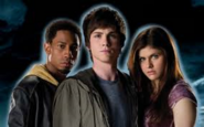 Grover, Annabeth, and Percy