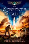 The Kane Chronicles Book 3