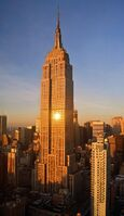 Empire state building-tall
