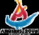 Athens 2004/Logos