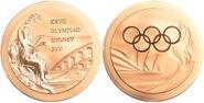 Sydney 2000 Gold