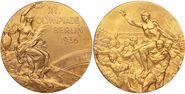 Berlin 1936 Gold