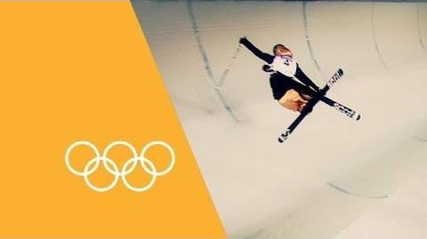 Olympic Games Debuts - Ski Halfpipe 90 Seconds Of The Olympics