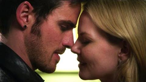 """ABC """"Once Upon a Time Love Story - Emma and Hook"""" Promo"""