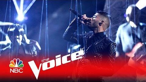 """Zayn """"Like I Would"""" - The Voice 2016"""