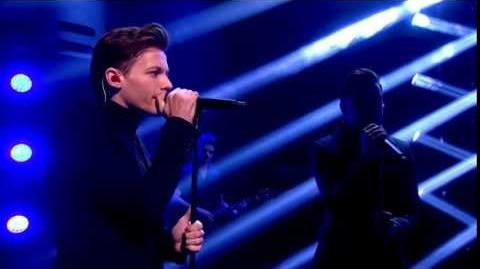 One Direction performing 'Night Changes' on The Graham Norton Show