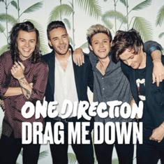 One Direction - Drag Me Down (Official Single Cover)