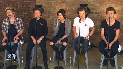 One Direction - Night Changes (Acoustic)