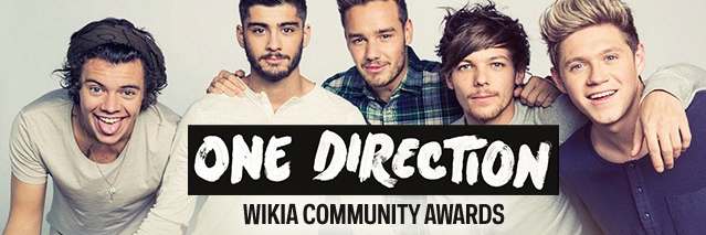 Awards OneDirection header