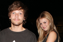 Louis and Briana in May 2015