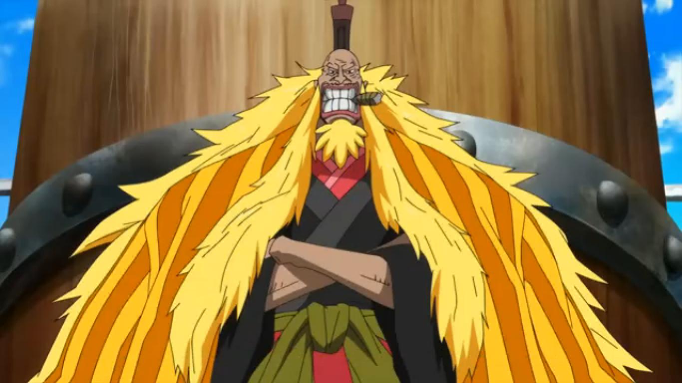One Piece Der Goldene Löwe