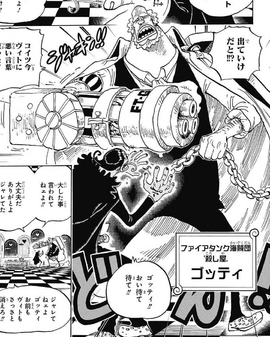 Gotti Manga Infobox