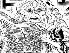 Gloriosa Manga Infobox
