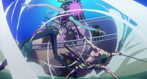 Zoro Defeats Narcie