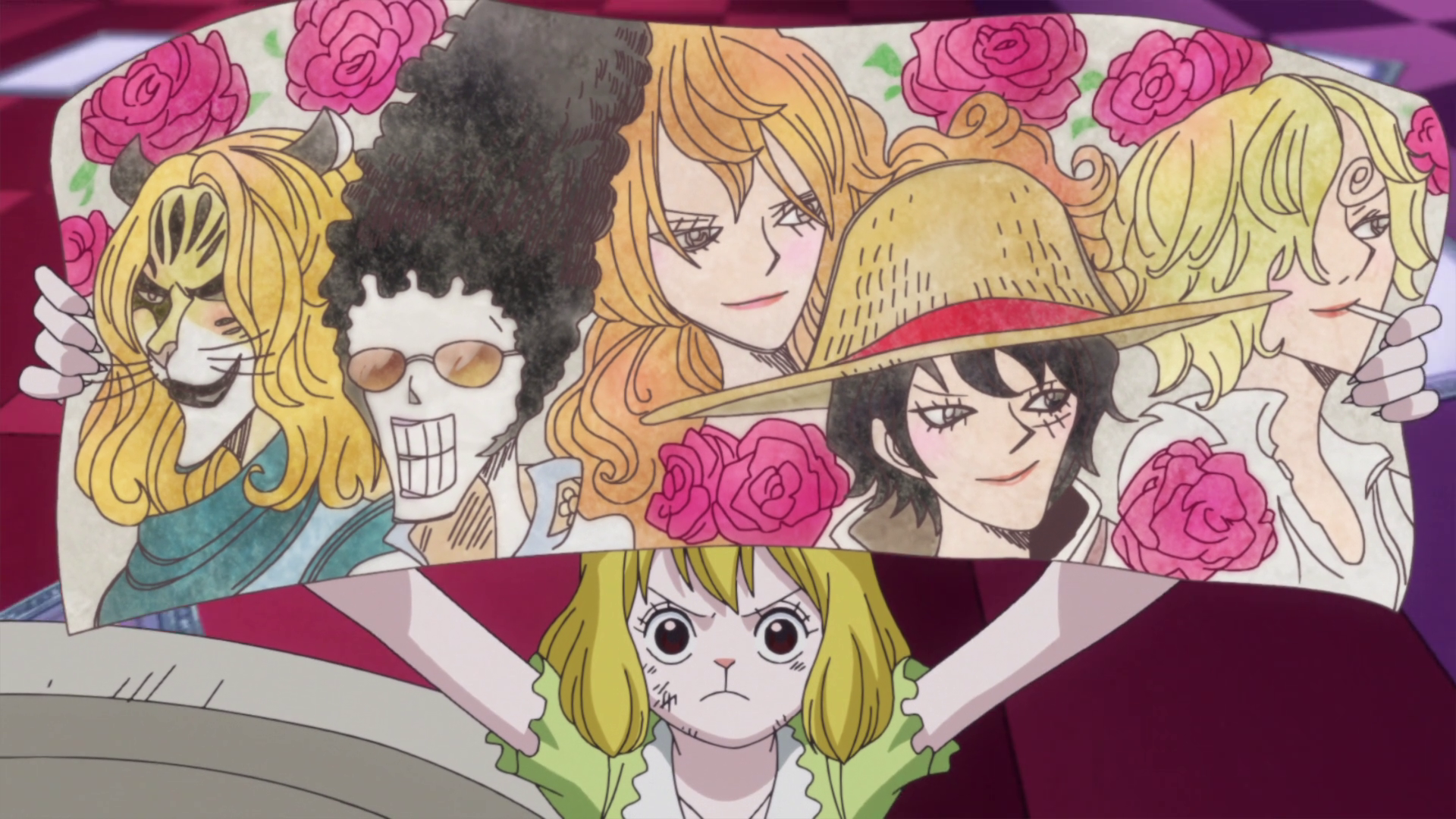 One Piece Chapter 888 Discussion Forums Myanimelist Net