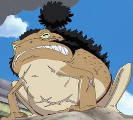 Yokozuna en el anime