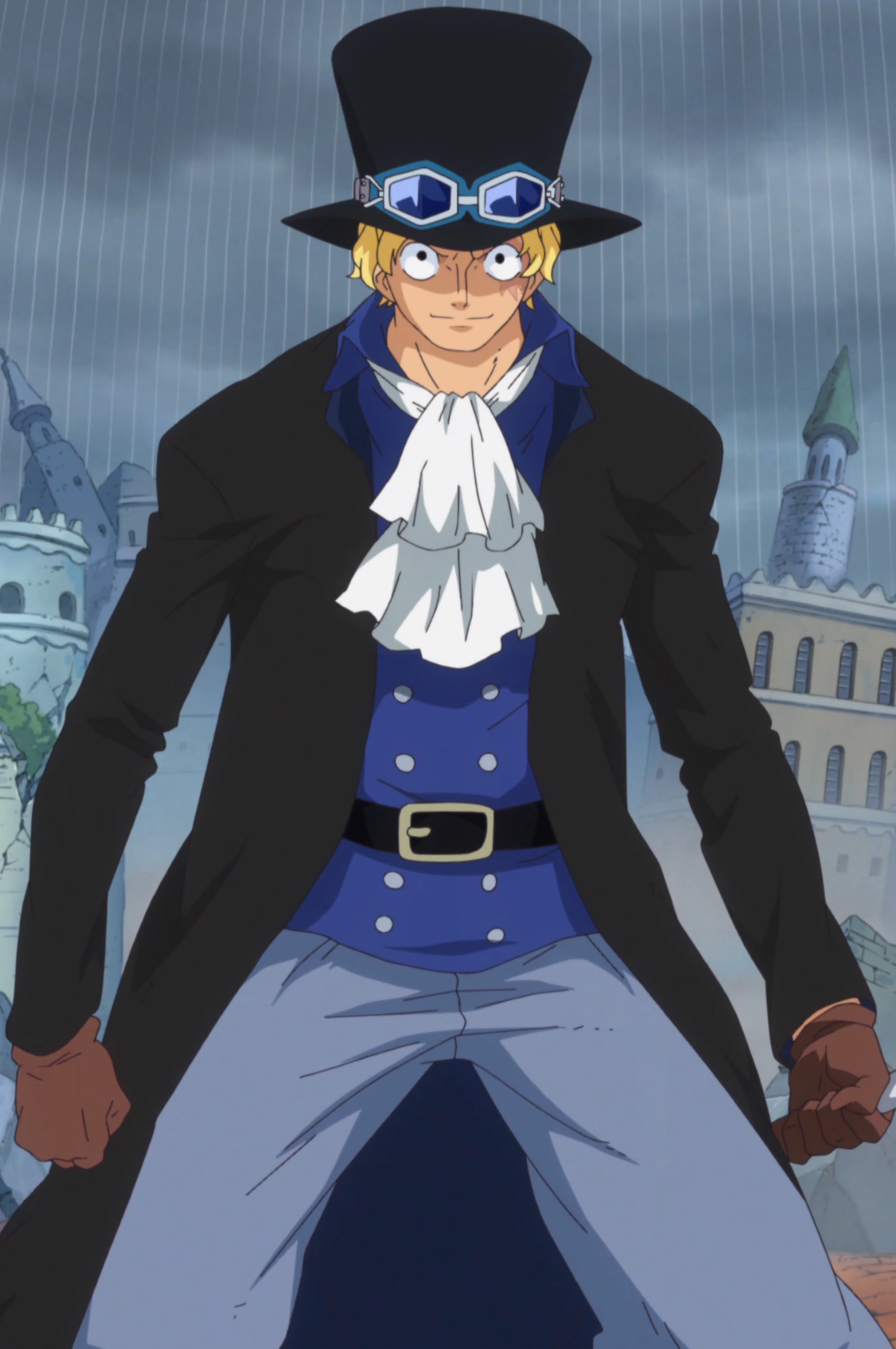 sabo one piece wiki italia fandom powered by wikia. Black Bedroom Furniture Sets. Home Design Ideas