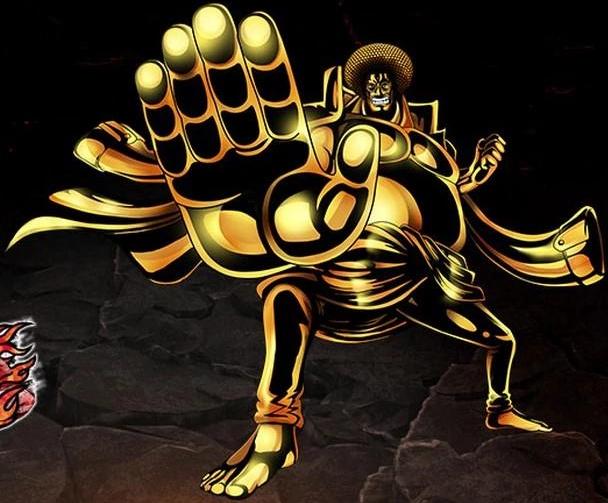 File:One Piece Burning Blood Sengoku the Budda (Artwork).png