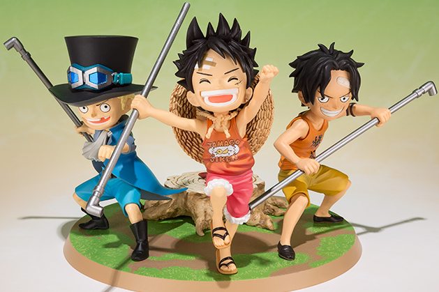 File:Figuarts Zero Luffy & Ace & Sabo A Promise of Brothers.png