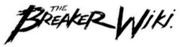 The Breaker Wiki Wordmark