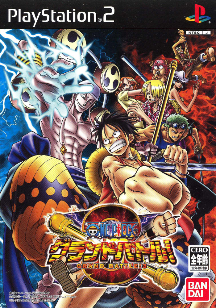 iso one piece grand battle 3