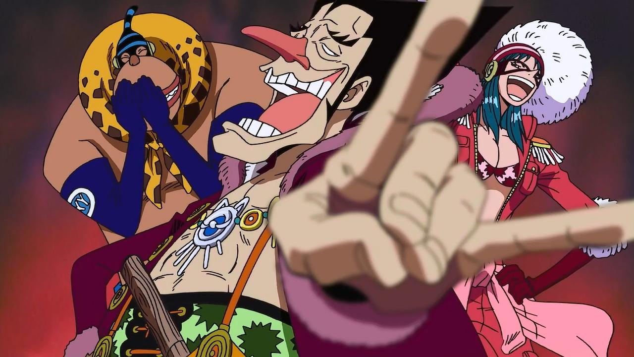 Foxys Return Arc  One Piece Wiki  Fandom powered by Wikia