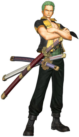 File:Zoro Pirate Warriors.png