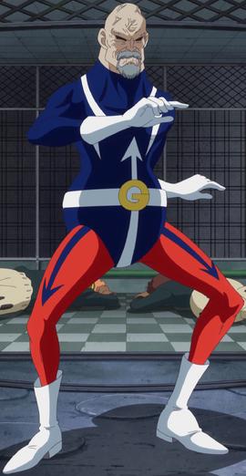 Лао Джи в аниме