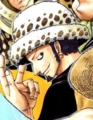 Law's Pre Timeskip Manga Color Scheme.png