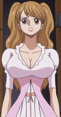 Charlotte Pudding anime
