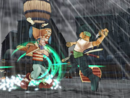 Grand Battle! Rush! - Zoro vs. Buggy