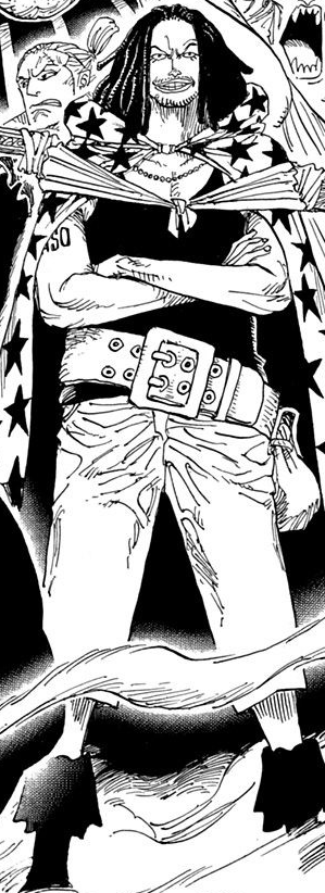 Yasopp Manga Infobox