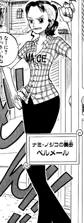 Bell-mère Manga Infobox