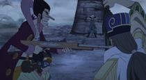 Foxy Confronts Komei