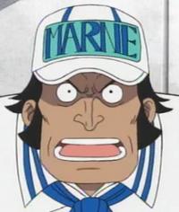Mashikaku's Marine Cap Misspelled