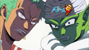 Zoro Dragon Ball Z Kai Eyecatcher