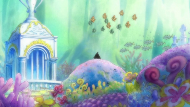 File:Jinbe at Otohime's Tomb.png